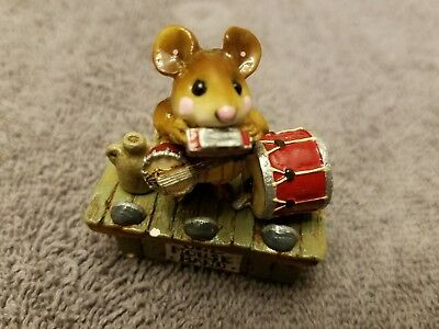 Wee Forest Folk One Mouse Band 1993