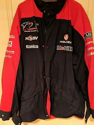 Collectable Holden Racing Team Polar Fleece lined Jacket- L