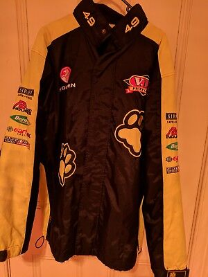Collectable Holden V8 Supercars Jacket  Paul Morris
