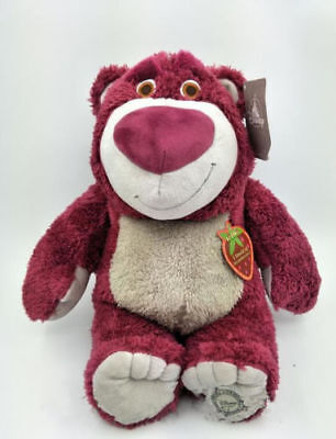 lotso disney toy story strawberry bear plush soft toys new christmas gifts 25cm - Disney Christmas Gifts