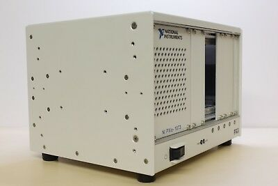 National Instruments NI PXIe-1073 PXI Chassis 5-Slot, Up to 250 MB/s