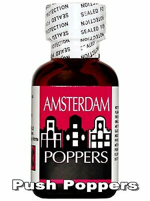 TOY RUSH AMSTERDAM POPPER INCENSO AMBIENTI grande 24 ML ...