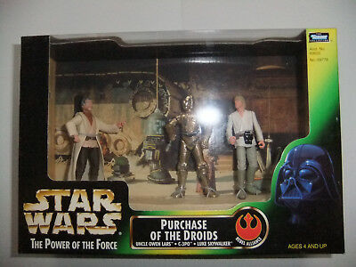Star Wars POTF Purchase of the Droids