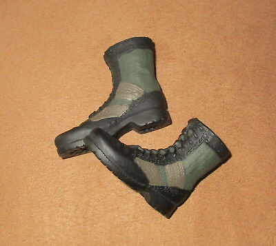 1/6 Scale Jungle Vietnam Boots - Stiefel Actionfigur Schuhe Shoes DID NAM Dragon