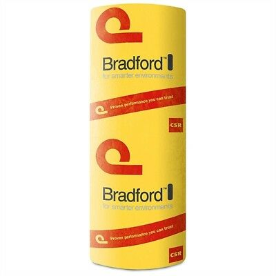 Bradford 60mm x 1200mm x 15m Anticon 60 Roofing Blanket Foil