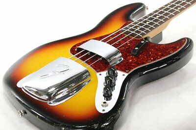 Fender Custom Shop / 1964 Jazz Bass NOS 3-Color Sunburst 2001 model