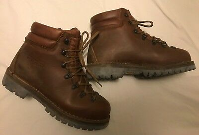 KATHMANDU 'Trail' hiking boots - used once. Size 39 or 8.5 womens. Vibram soles.