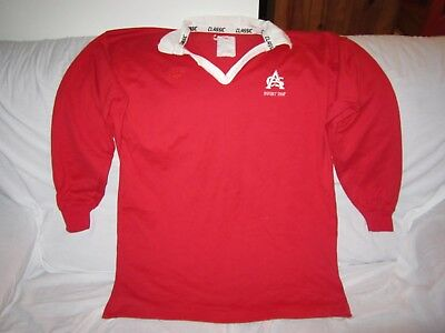 Cas Vintage 1997 Classic Sports Rugby Jersey Size Xl #18