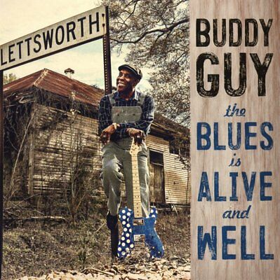 The Blues Is Alive And Well Buddy Guy  Format: Audio CD