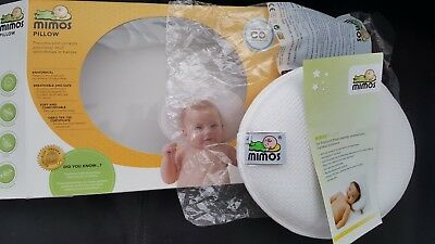 XS-Size Mimos Baby Pillow For Flat Head (Plagiocephaly)