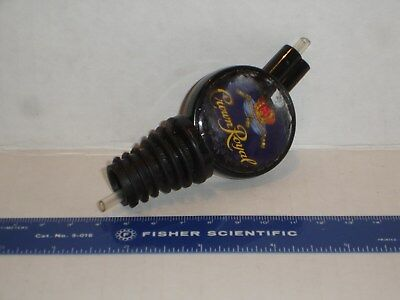 Crown Royal Whiskey Bottle Pourer Top Spigot