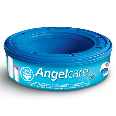 Angelcare Nappy Refill Cassettes Disposal System Bags Sacks Wholesale Joblots