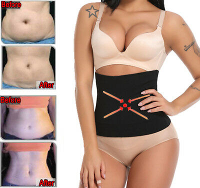 UK Postpartum Belly Recovery Boned After Baby Tummy Tuck Belt Body Slim Shaper a