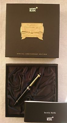 Montblanc 75 Years Passion and Soul Anniversary Füllfederhalter 145 Fountain Pen