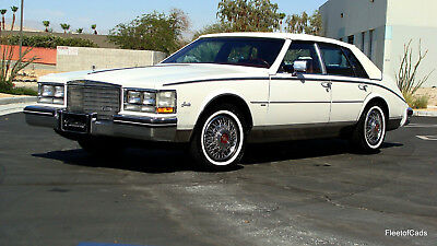 1983 Cadillac Seville  1983 Cadillac Seville, 13k miles, 5.7 dx block diesel