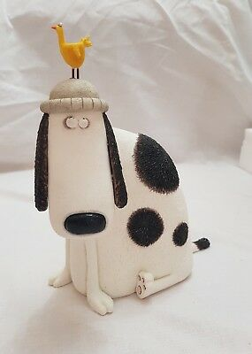 *seller away* Max And Canary Big Hug Dog Ornament Figurine Limited Edt No.0333