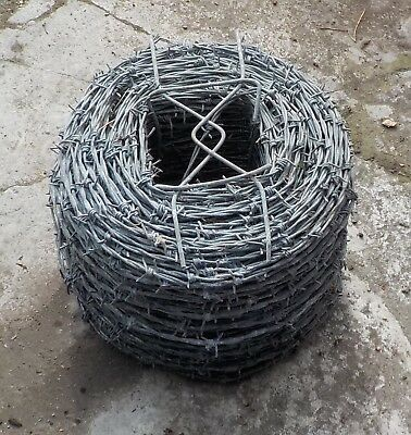 Roll Of Heavy Duty Barb Wire