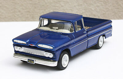 Amt Smp '60 Chevrolet Pickup Built Nicely Restored 1/25 Truck & Trailer Kit