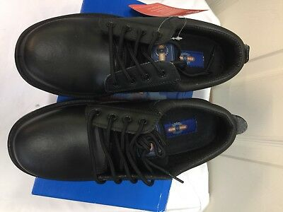 Men's Safety Work Shoes Pro Man Size 8 Bnwt