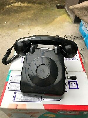 Vintage Antique Tele 706cb Extension Telephone
