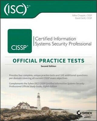 Cissp Official (Isc)2 Practice Tests (Paperback or Softback)