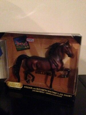 Breyer Horse William and Elizabeth Shatner's All Glory  711110