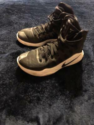 e3d3aa6f3254bc NIKE PRIME HYPE DF 2016 Women's Size 6.5 Basketball Shoes Used Black ...