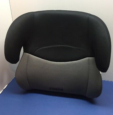Cosco Topside Booster Car Seat, Lightweight, Easy To Move, Great For Travel, EUC