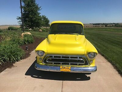 1957 Chevrolet Other Pickups  57 CHEVY SIDE STEP