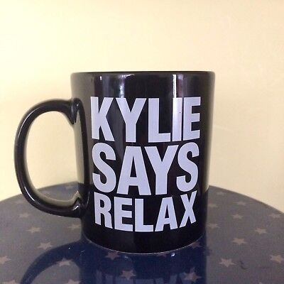 Kylie Minogue Showgirl Tour Mug Official Merchandise Greatest Hits