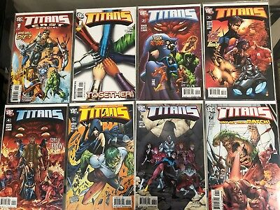 Titans 1-38 (2008-2011) (complete run)  from DC Comics