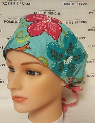 Multicolor / Pixie Hat   Scrub / Medical/cap/dr's, Or,rn's, Medical Staff