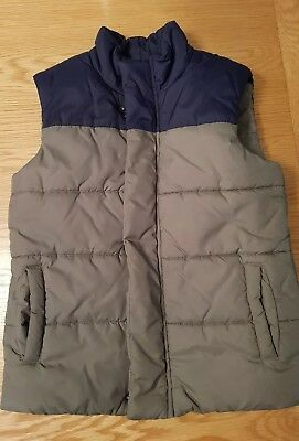 WITCHERY BOYS PUFFER VEST size 6 Excellent condition