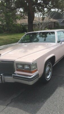 1982 Cadillac DeVille  1982 cadillac deville Mary Kay Fully Documented  RARE