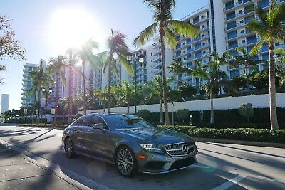 2016 Mercedes-Benz CLS-Class  2016 Mercedes cls 400 AMG paketge fully loaded!,MSRP Price 75kk$!!; only 2kmiles