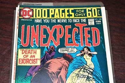 * Unexpected 160 (NM 9.2) 100 page GIANT Nick CARDY Original OWNER Collection *