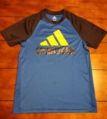 Adidas boys size Large shirt.  Excellent condintion!