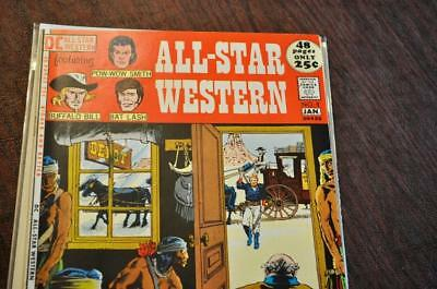 * ALL Star WESTERN #9 (NM+ 9.6) Bat Lash 52pg  Original OWNER Collection *
