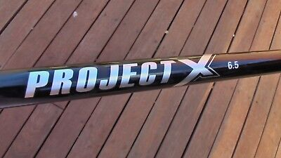Ping Project X Shaft 6.5. Shaft comes with Ping Grip