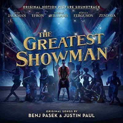 The Greatest Showman by Various Artists {Audio CD]
