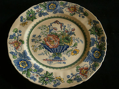 Mason's Patent Ironstone Plate in Strathmore pattern