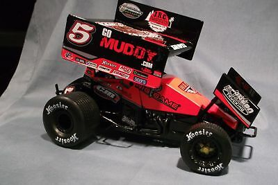 David Gravel #5 2017 Gomuddy Cjb Sprint Car 1/18 Scale New In Stock Free Ship