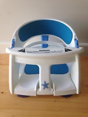 Dreambaby Padded Premium Deluxe Baby Safety Bath Seat With Sensor (Pick Up Only)