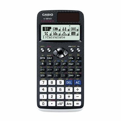 CASIO FX991EX Advanced Scientific Calculator 552 FUNCTIONS ClassWiz features