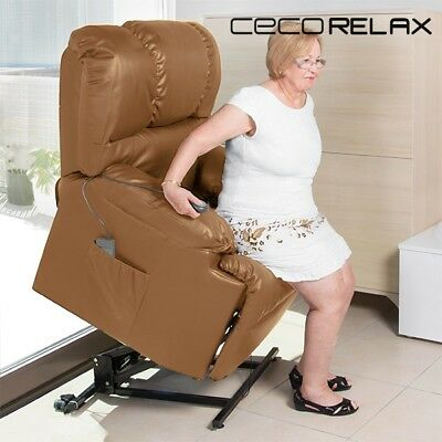 Cecorelax Camel 6010 Massagesessel mit Hebefunktion
