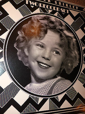 Remember Shirley SHIRLEY TEMPLE 1973 2 Record LP Album Set Good Ship Lollipop