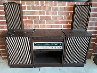 RARE VINTAGE ONKYO STEREO AMP #X500 with OWNERS MANUAL! MADE IN JAPAN!