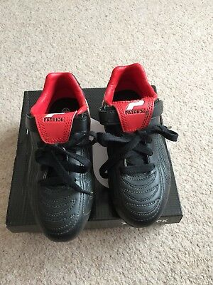 Boys Patrick Rugby Boots Size 12