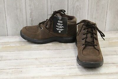 timeless design Discover low cost DUNHAM ADDISON WATERPROOF Leather Hiking Boots, Men's Size 8-4E, Dark Brown