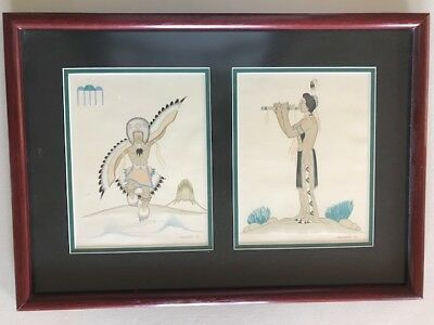 FRED BEAVER 1959 Framed and Matted 15 x 21 - EXCELLENT CONDITION